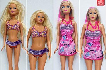 Kako bi izgledala prirodna Barbie?