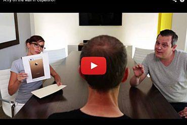 Microsoft Vs. Apple video not funny