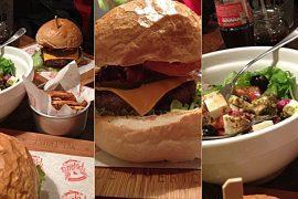 najbolji hamburger u zagrebu American Bar Papas