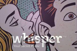 Whisper glavna fotka