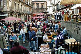 Catania i Etna: Vodič za penjanje