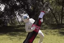 coca cola reklama ahh efekt