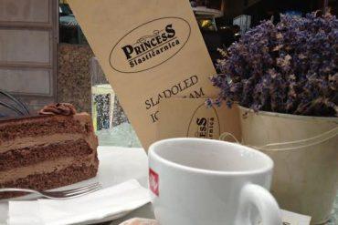 Slasticarnica Princess najbolja kava i kolaci u Zagrebu