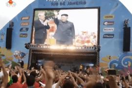 Sjeverna Koreja lažni finalisti