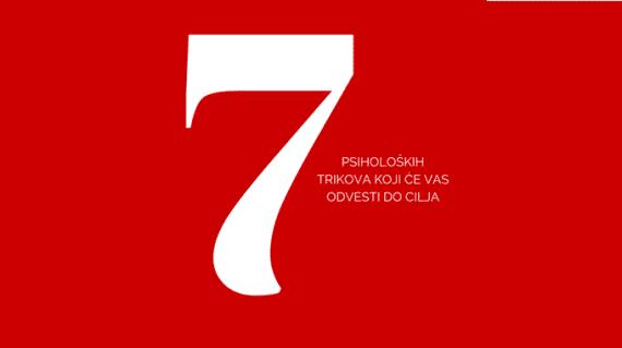 7 COOL psiho trikova za zadržati odluke