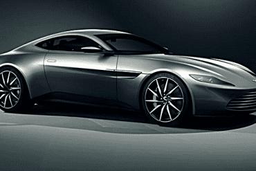 James Bond Aston Martin DB 10 glavna