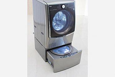 LG perilica dvojna perilica baby washing machine