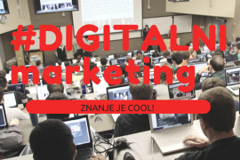 DIGITALNI MARKETING ALGEBRA SUDIJ digitalnog marketinga prva godina najava