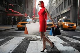 new york trgovina putovanje