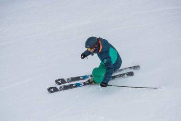 Atomic test skija Sljeme novi model skijanje (3)